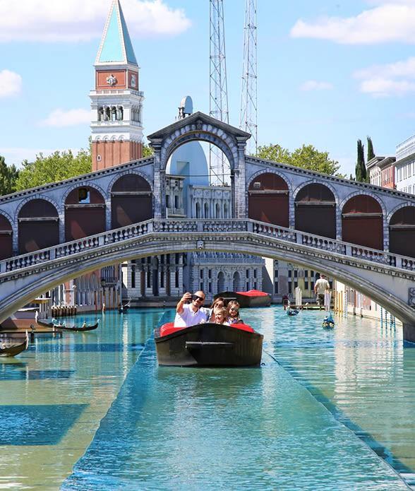 Venezia <br> in gondola