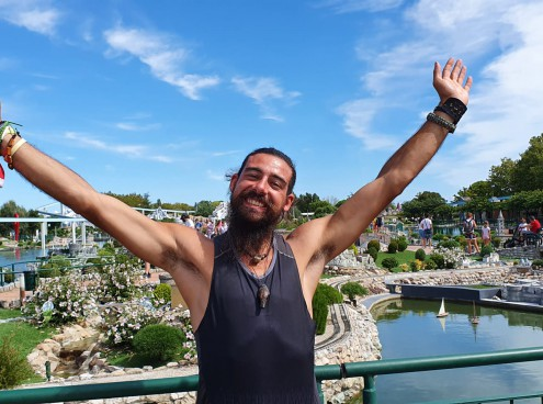 Nazario Nesta arriva a Italia in Miniatura