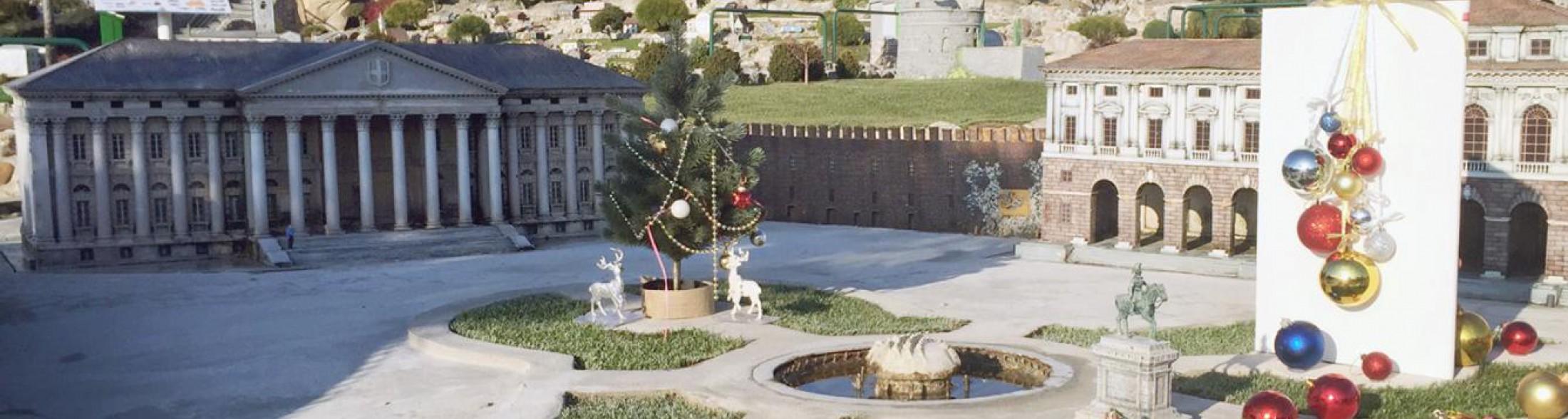 Natale a Italia in Miniatura