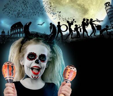 Halloween a Italia in Miniatura