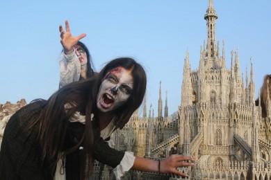4 Novembre: Marcia degli Zombie a Italia in Miniatura