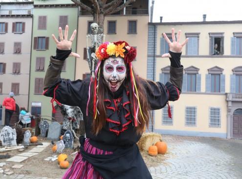 Halloween nei parchi Costa Romagna