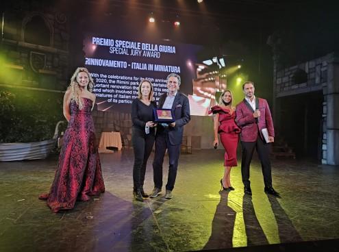 Italia in Miniatura e i parchi Costa vincono 3 premi ai Parksmania Awards 2021